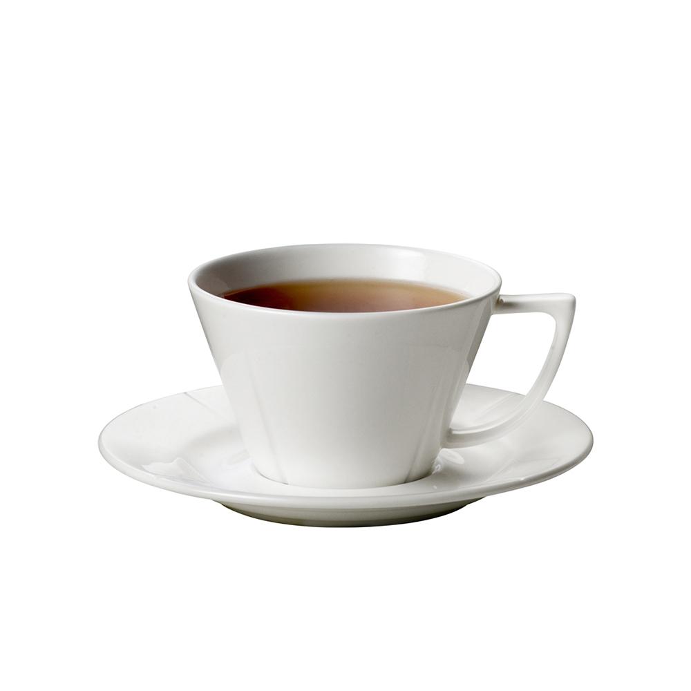 北歐櫥窗 Rosendahl Grand Cru 白瓷茶盤組