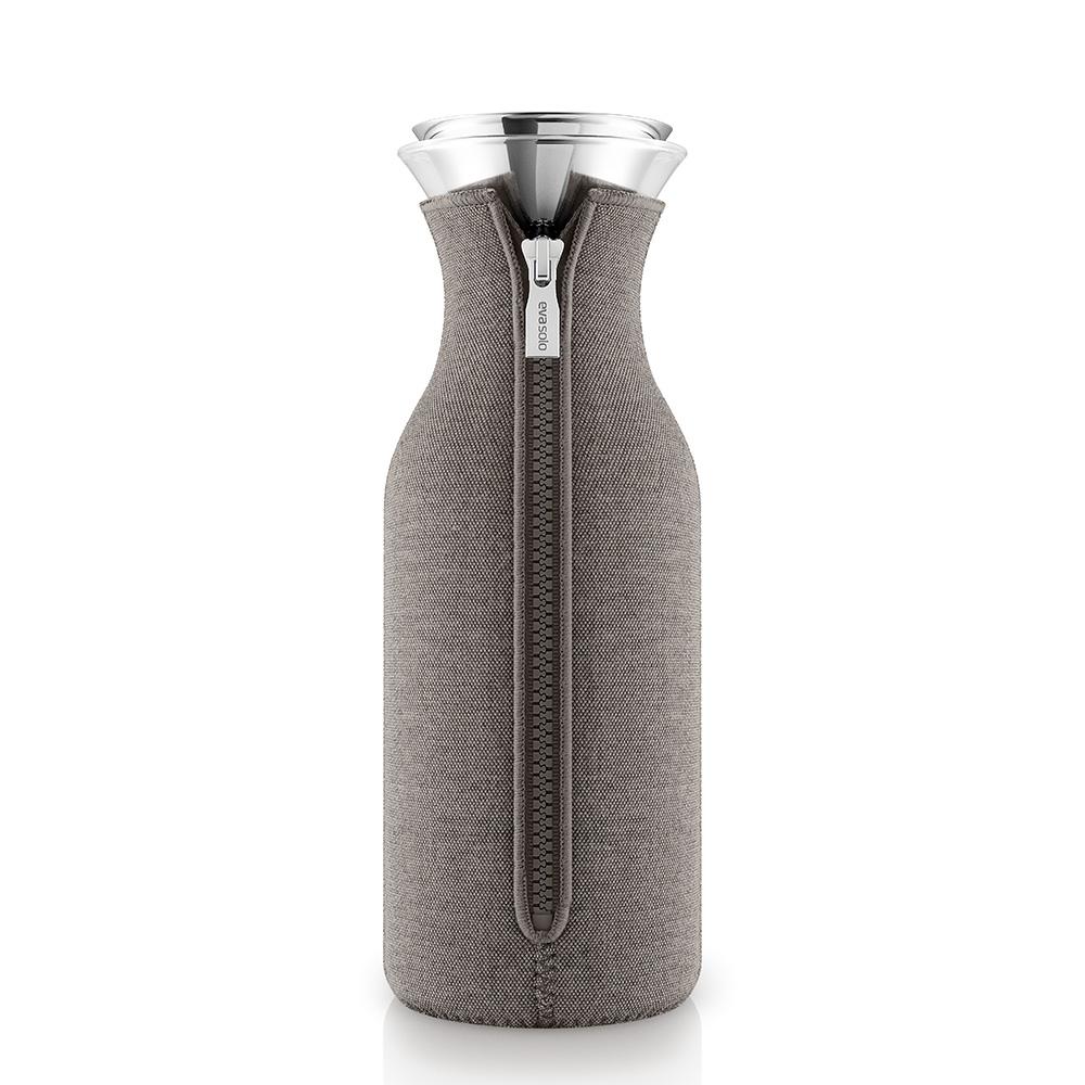 北歐櫥窗 Eva Solo|防側漏 彩漾水瓶(暖茶棕、1 L)