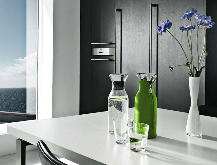 北歐櫥窗 Eva Solo|防側漏 彩漾水瓶(檸檬黃、1 L)