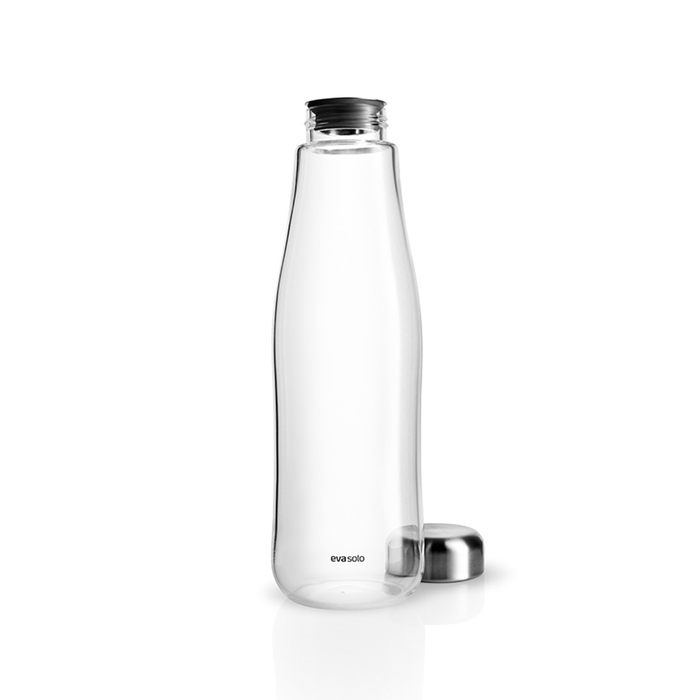 北歐櫥窗 Eva Solo|Glass Carafe 防側漏 玻璃水瓶(1.3 L)