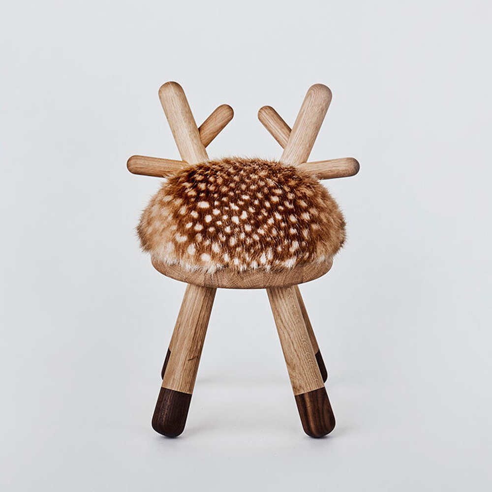 北歐櫥窗 EO Denmark|Bambi Chair 小鹿斑比椅