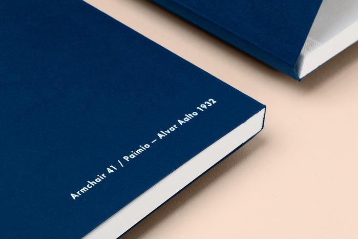 (複製)北歐櫥窗 Artek NOTE BOOK OUTLINE 大師輪廓筆記本A5(空白)