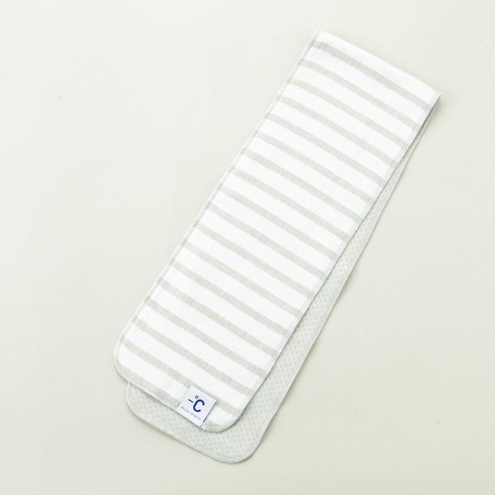 (複製)北歐櫥窗 100%|Minus Degree Soft Sport 降溫涼感運動毛巾(條紋、鮮檸黃)