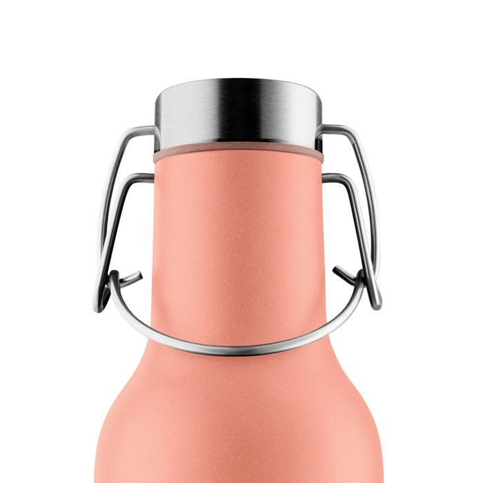 北歐櫥窗 Eva Solo|Cool 保冰翻蓋瓶(蜜瓜橙、700 ML)