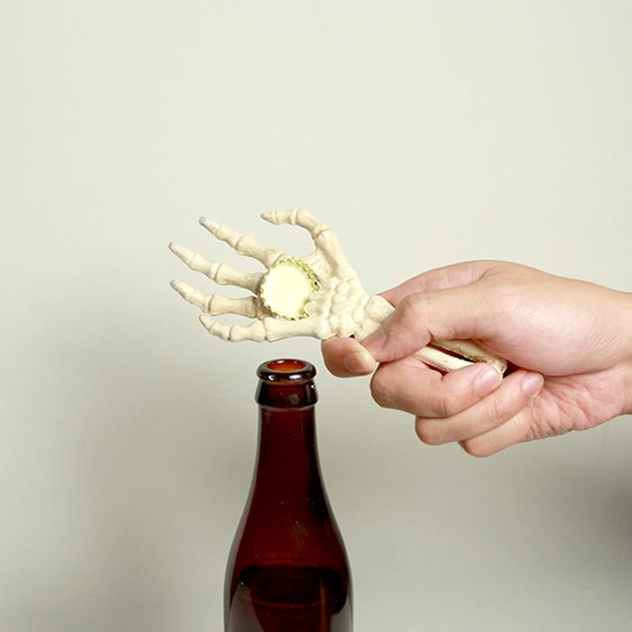 賽先生科學工廠|骷髏開瓶器