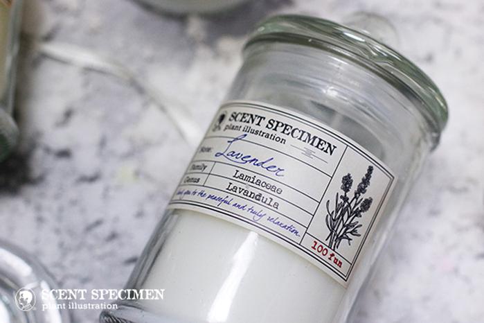 (複製)賽先生科學工廠 氣味標本香氛蠟燭-檀香
