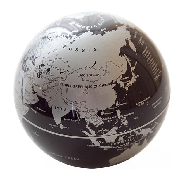 賽先生科學工廠|自轉地球儀