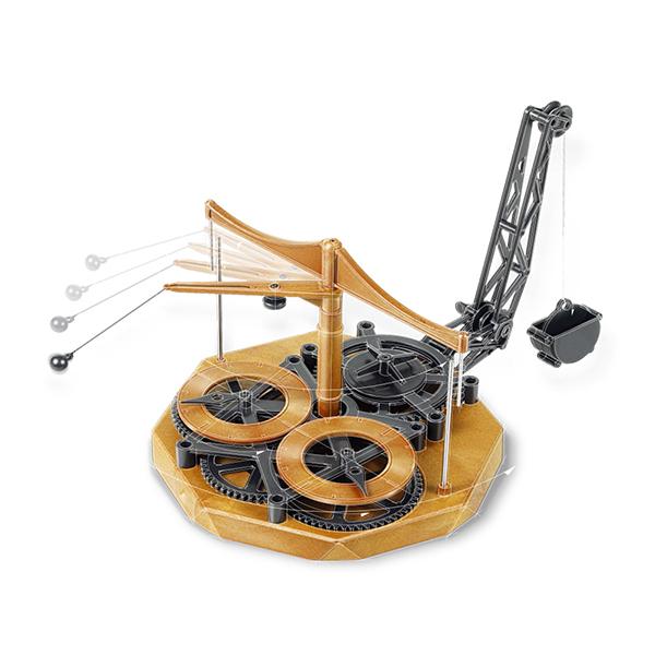 賽先生科學工廠|收藏達文西 - 飛擺鐘