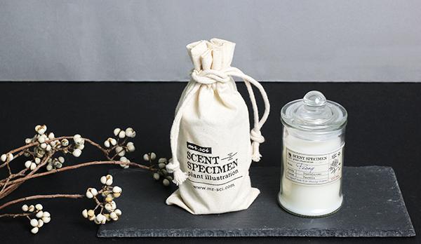 賽先生科學工廠 氣味標本香氛蠟燭-薰衣草