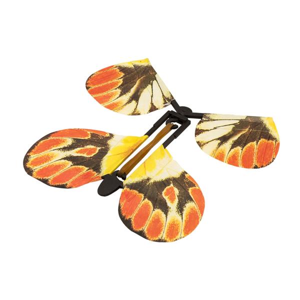 賽先生科學工廠|仿真飛舞蝴蝶