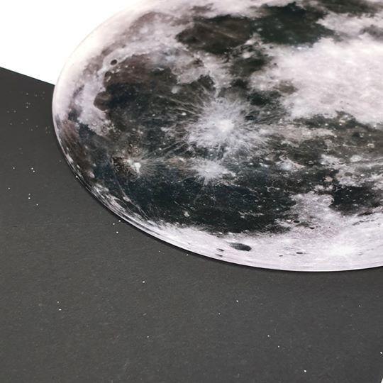 賽先生科學工廠|星球卡片 - 摘一顆月亮送給你