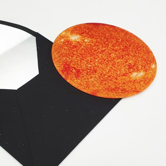 賽先生科學工廠|星球卡片 - 太陽能量帶著走