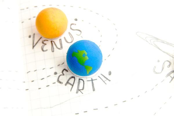 賽先生科學工廠|英國 SUCK UK 太陽系行星橡皮擦組