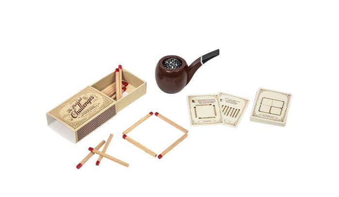 賽先生科學工廠|福爾摩斯-解謎菸斗與火柴盒