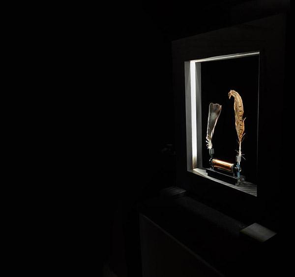 賽先生科學工廠 Slow Dance 慢動作藝術裝置畫框