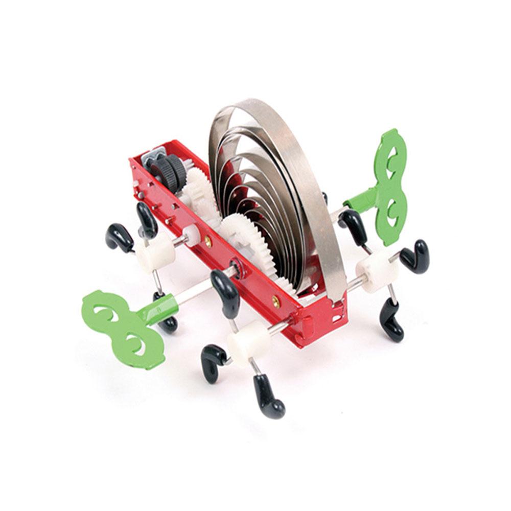 賽先生科學工廠|發條玩具火花機械蟲Awika