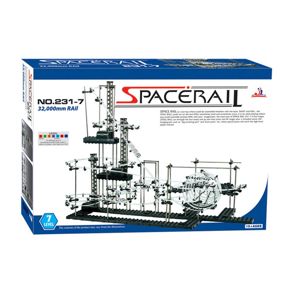 賽先生科學工廠|Spacerail曲速引擎/瘋狂雲霄飛車--等級7