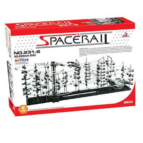 賽先生科學工廠|Spacerail曲速引擎/瘋狂雲霄飛車--等級6