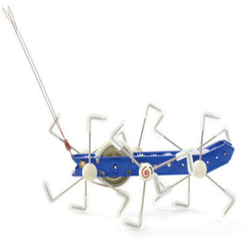 賽先生科學工廠|暢行無阻機械蟲Mxykikke發條玩具