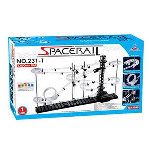 賽先生科學工廠|Spacerail曲速引擎/瘋狂雲霄飛車--等級1