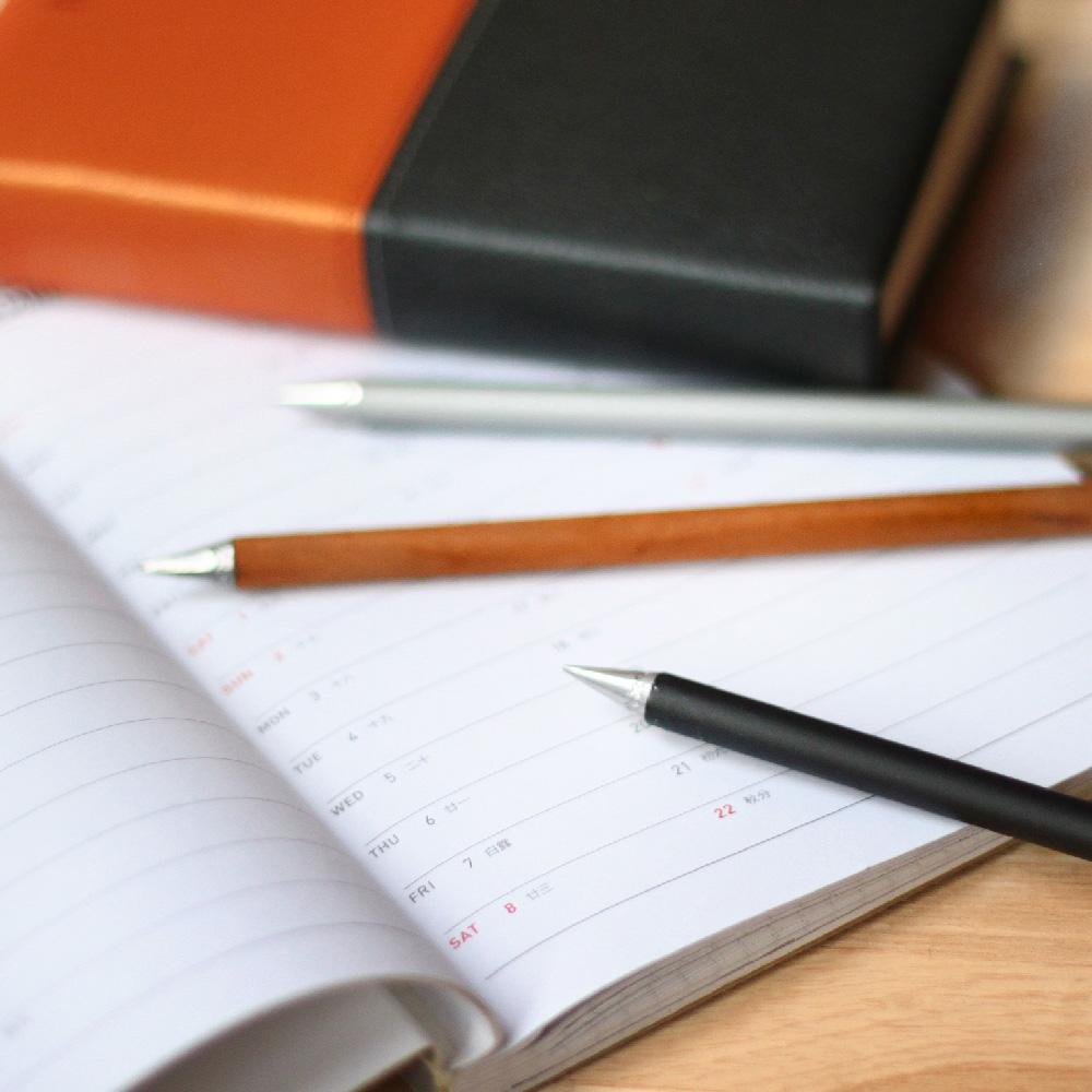 賽先生科學工廠|Beta Pen 無墨金屬筆(原木)