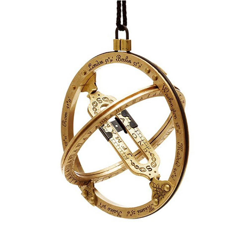 賽先生科學工廠|奧地利Kala環式日晷