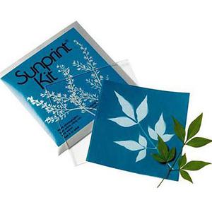 賽先生科學工廠|Sun printing 太陽轉印紙 (小)日光顯影紙