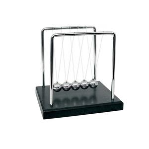 賽先生科學工廠|牛頓球-慣性原理擺動球