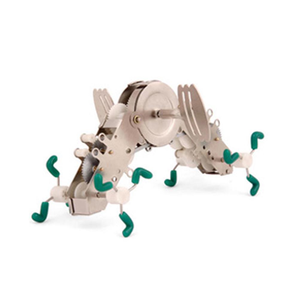 賽先生科學工廠|發條玩具-毛毛機械蟲Le pinch  (顏色隨機出貨)