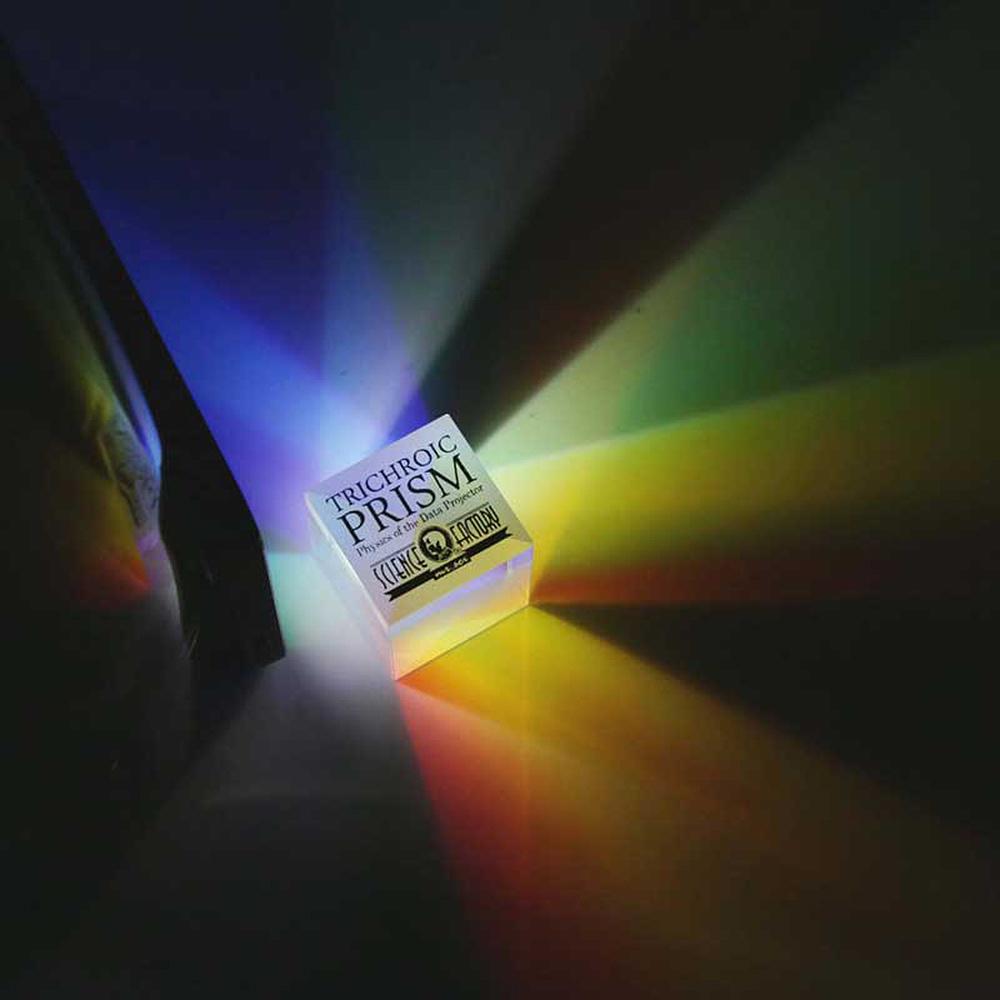 賽先生科學工廠 X-CUBE 合光稜鏡