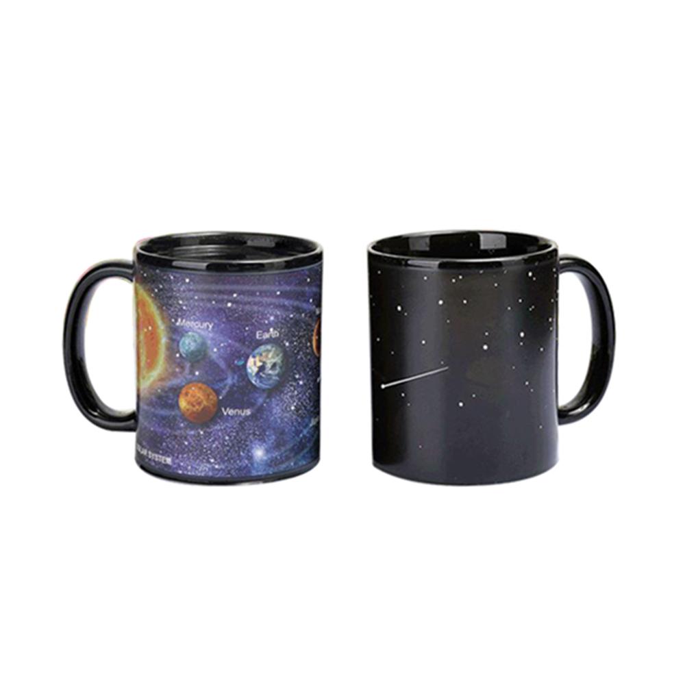 賽先生科學工廠 暗夜星球感溫變色杯