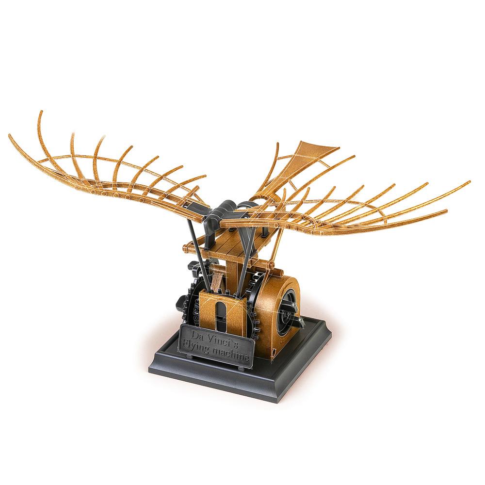 賽先生科學工廠|收藏達文西 - 飛行機器