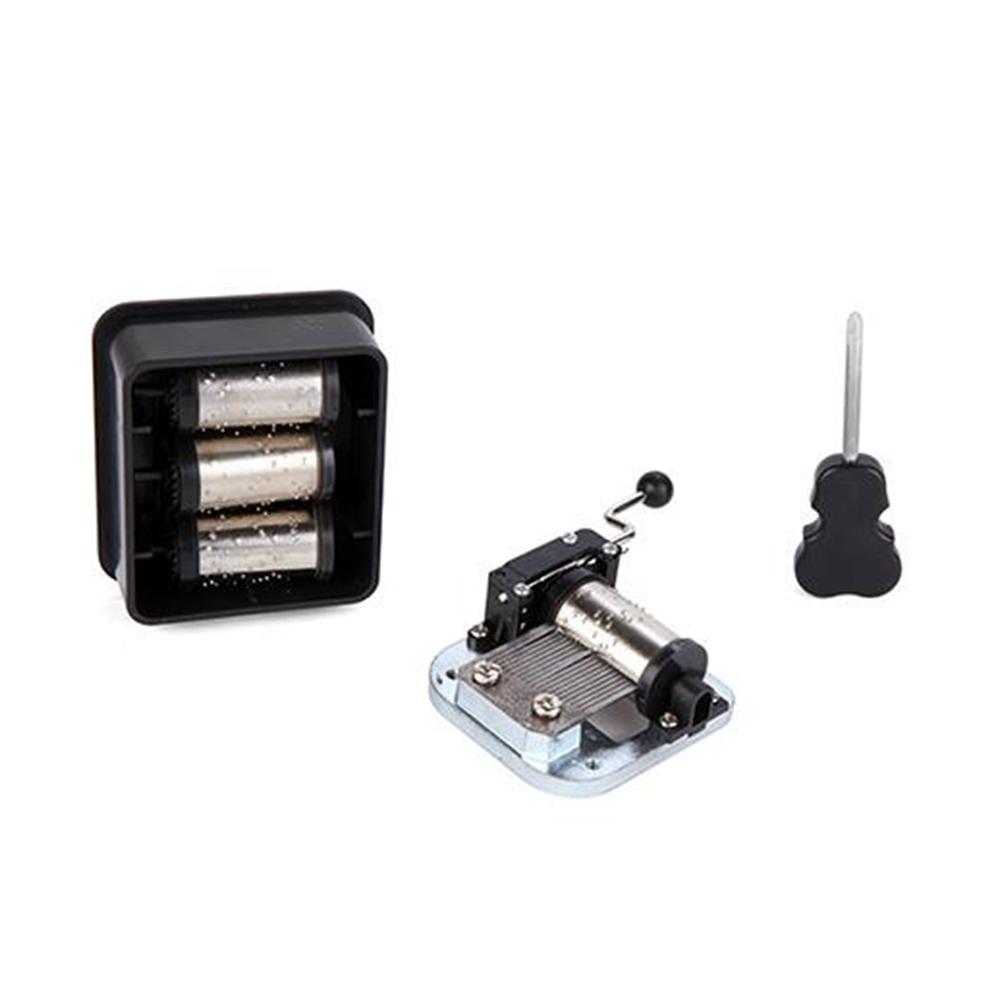 賽先生科學工廠 | 手作DIY音樂盒