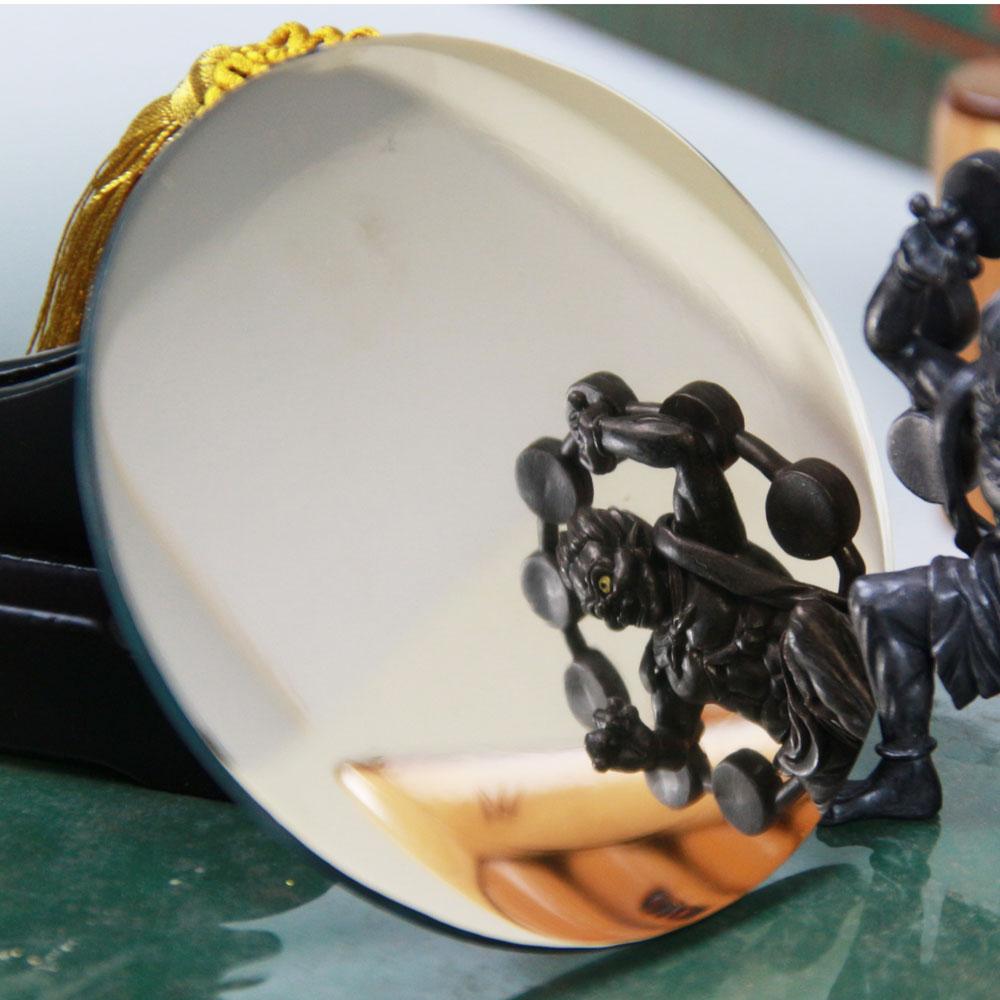 賽先生科學工廠|青銅透光鏡(十二生肖)