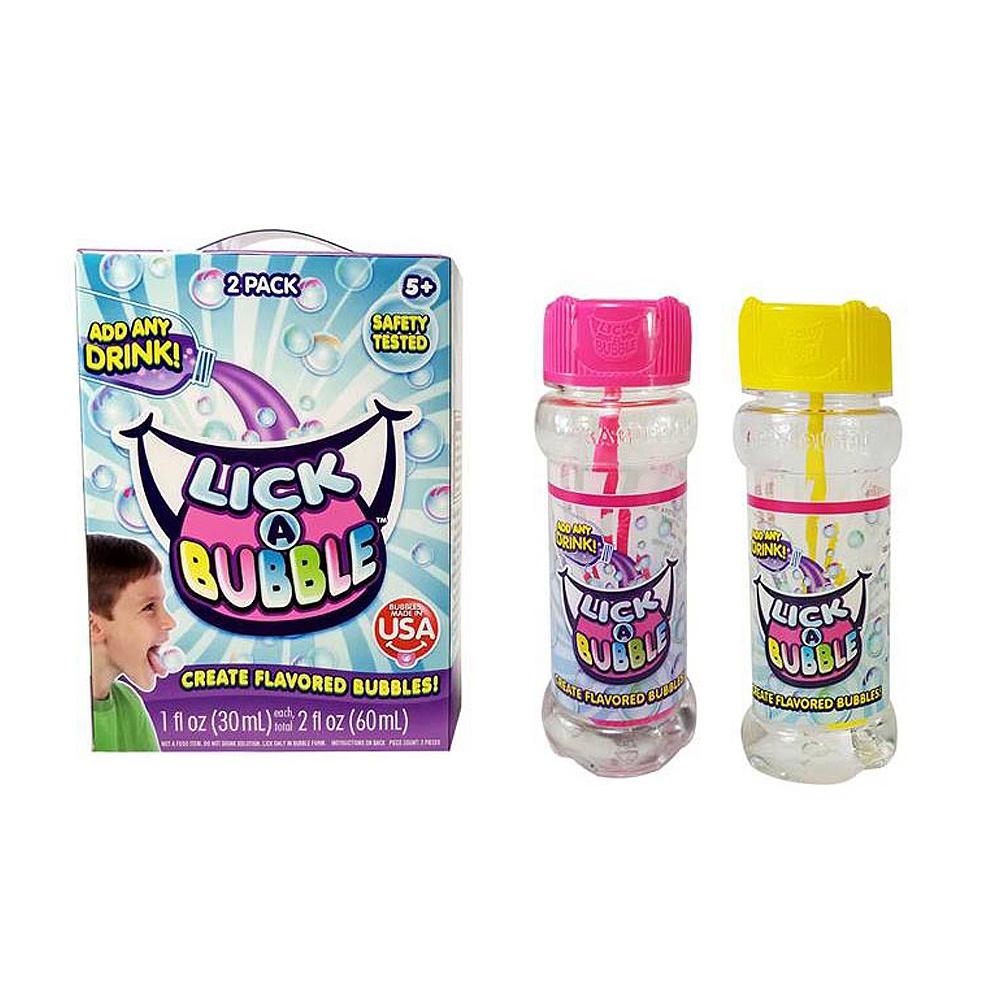 賽先生科學工廠|美國Lick-A-Bubble可以吃的泡泡 - 把所有飲料變泡泡(2罐/盒)