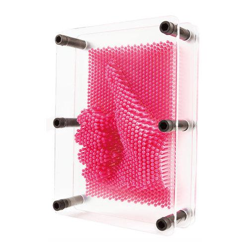 賽先生科學工廠|透明新款 Pin Art大搞創意複製針(共五色)