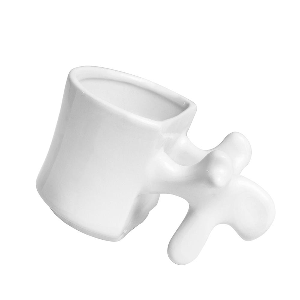 賽先生科學工廠|骨科脊椎造型馬克杯(溫暖得深入骨髓)