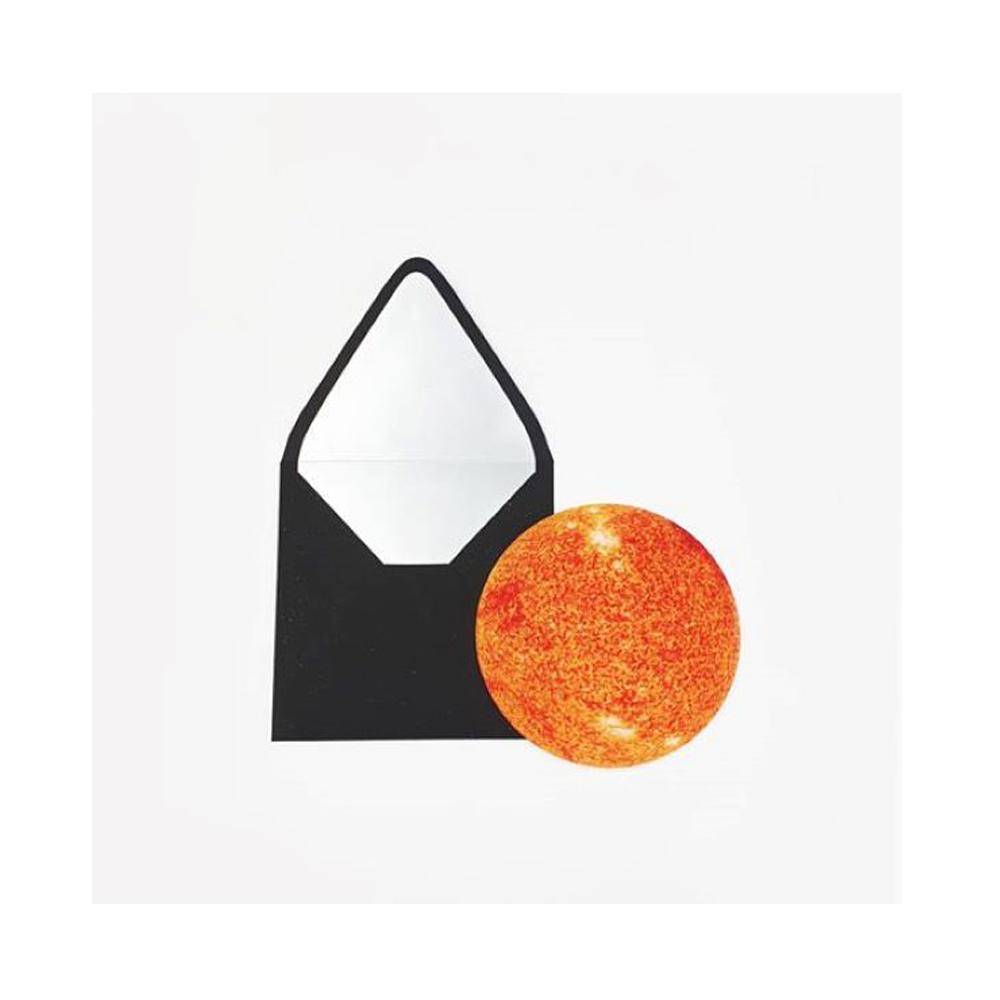 賽先生科學工廠 | 星球卡片 - 太陽能量帶著走