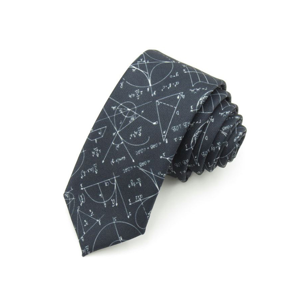 賽先生科學工廠|科學紳士雅痞領帶-窄版(3款)