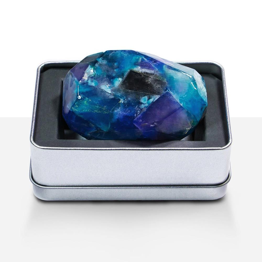 賽先生科學工廠|星際隕石皂 (四款) 鐵盒精裝