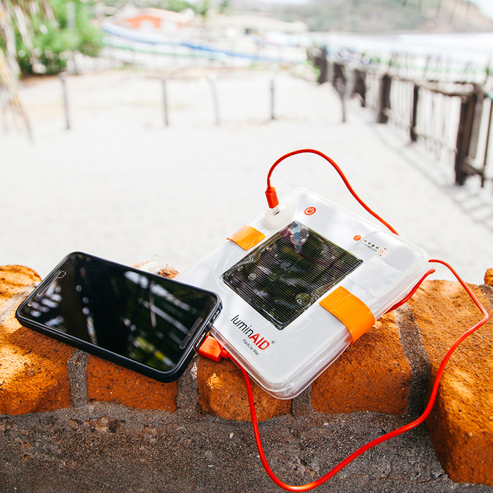 LuminAID|PackLite Max 2-in-1  手機充電式水陸兩用太陽能燈籠
