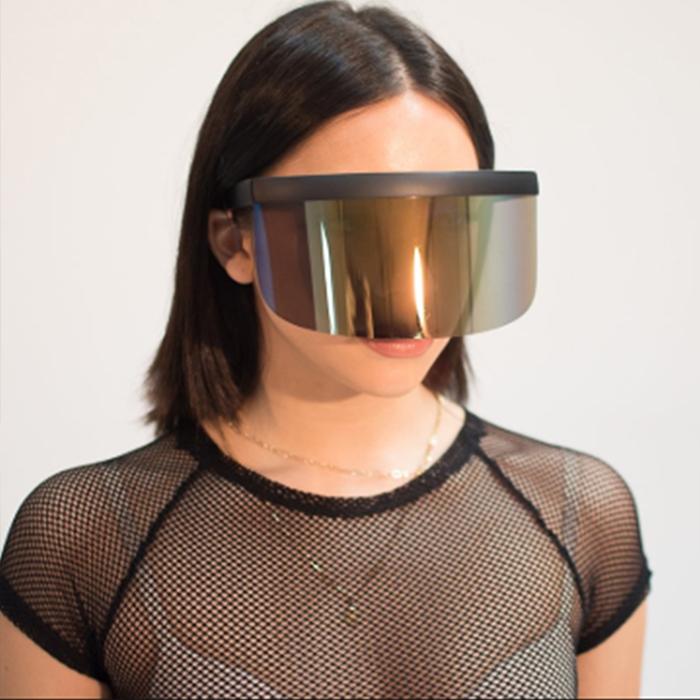 VISOR|超大面板UV防曬太陽眼鏡