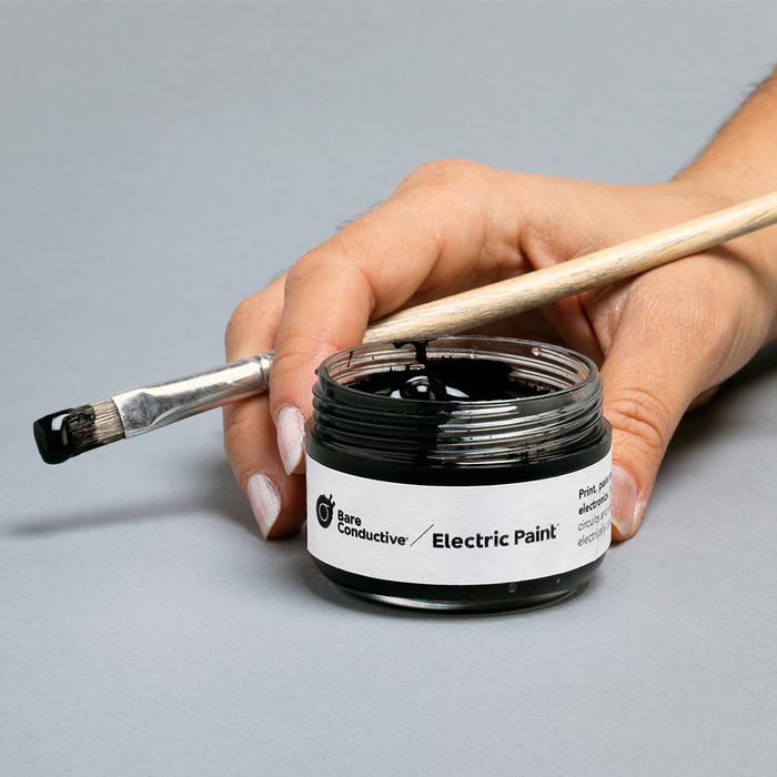 Bare Conductive Electric Paint|導電漆罐