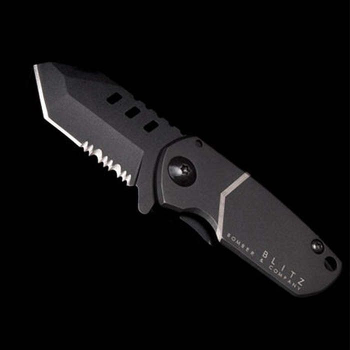 Bomber & Company|多功能不鏽鋼微型戰術小刀