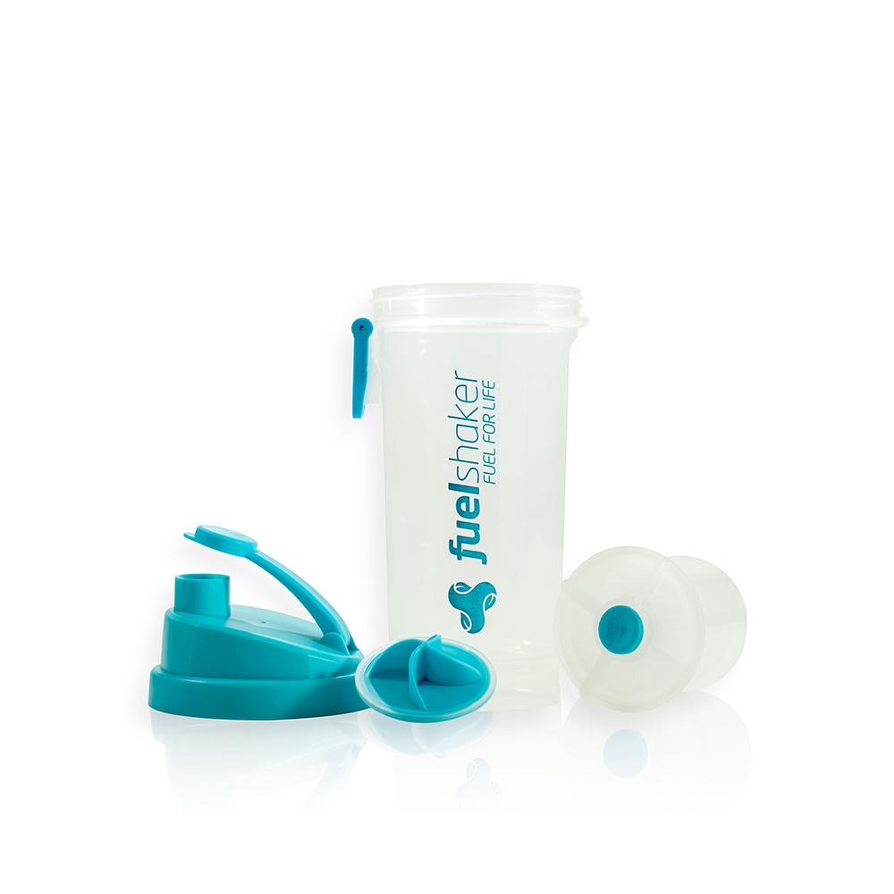 Fuelshaker|運動能量手搖杯 - 經典淺藍色
