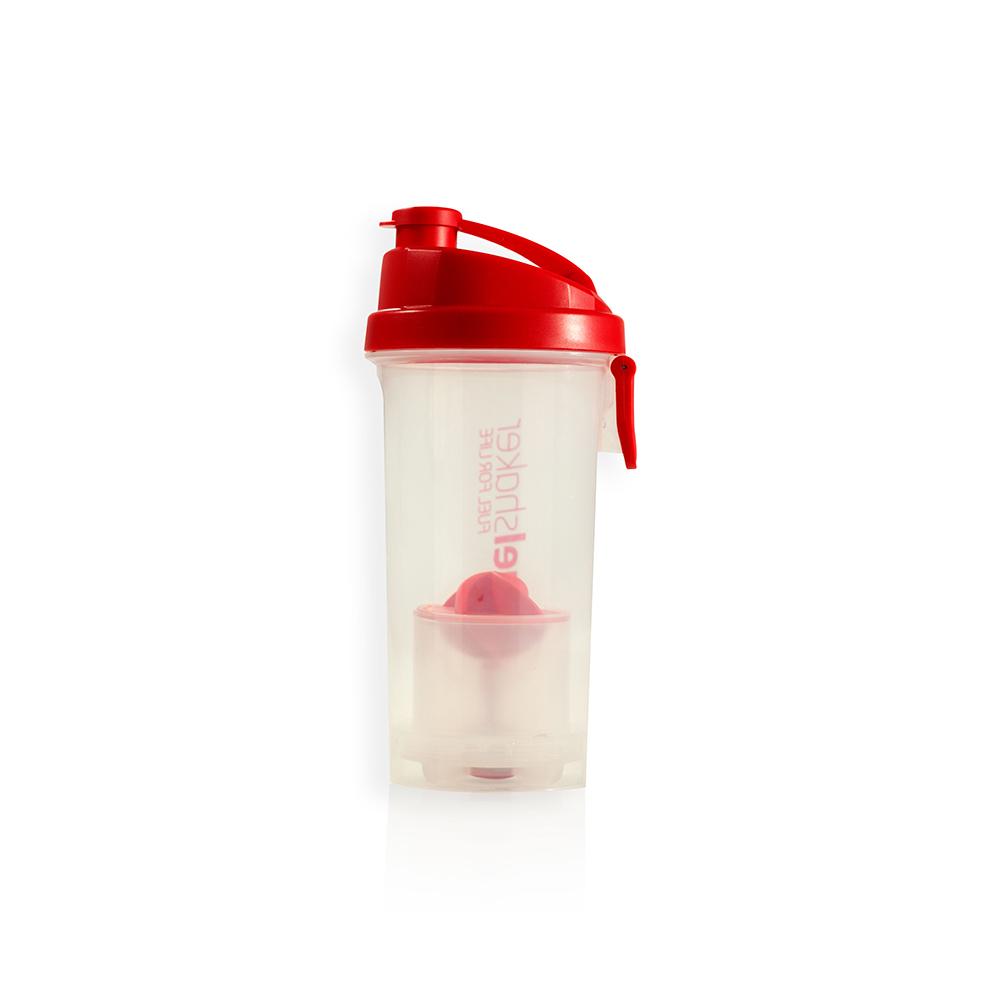 Fuelshaker|運動能量手搖杯 - 經典紅色