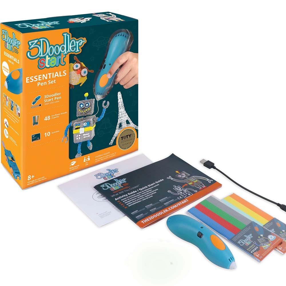 3Doodler|Start 3D列印筆基本組合