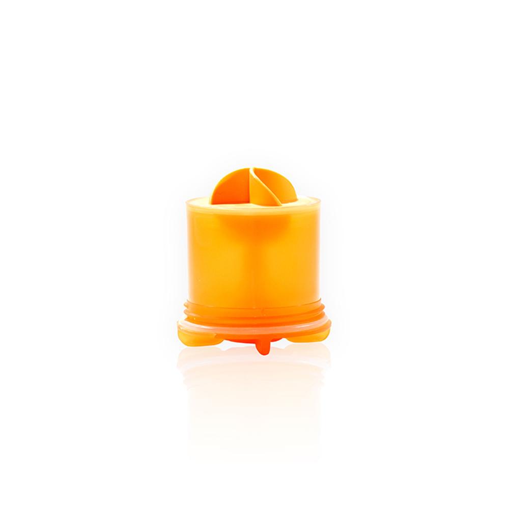 Fuelshaker|蛋白/營養粉補充匣 Fueler - 橘色