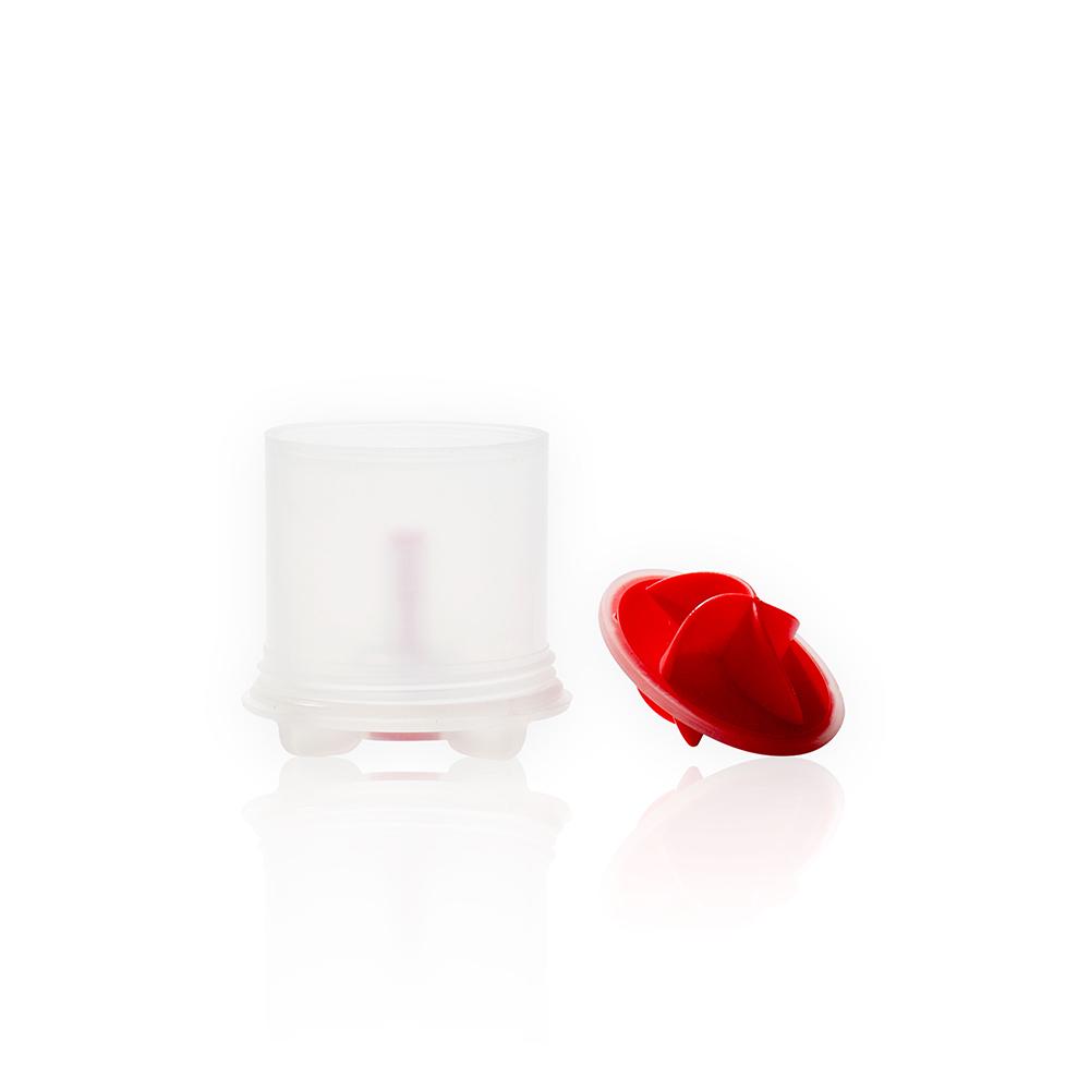 Fuelshaker|蛋白/營養粉補充匣 Fueler - 經典紅色