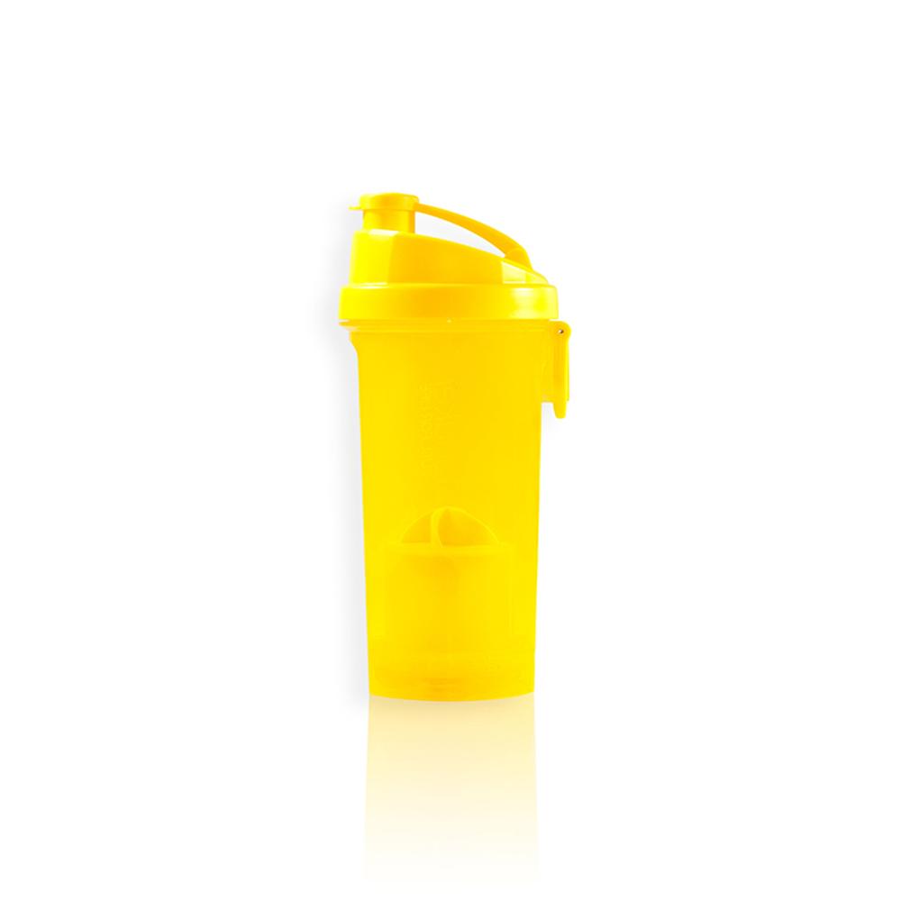Fuelshaker|運動能量手搖杯 - 黃色